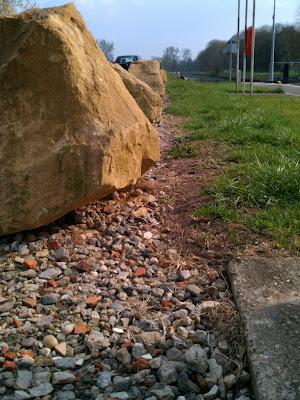 rocks,