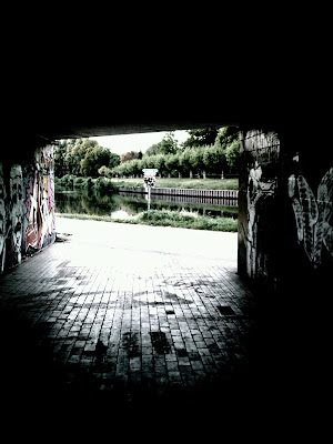 tunnel, saar,
