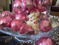 Yummy Vintage Ornaments