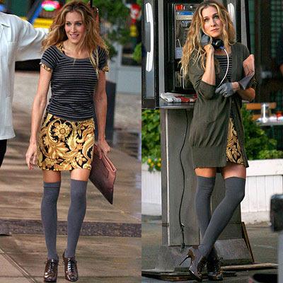 Outfits Mit Overknee Strumpfen Die Partytauglich Sind Fashion