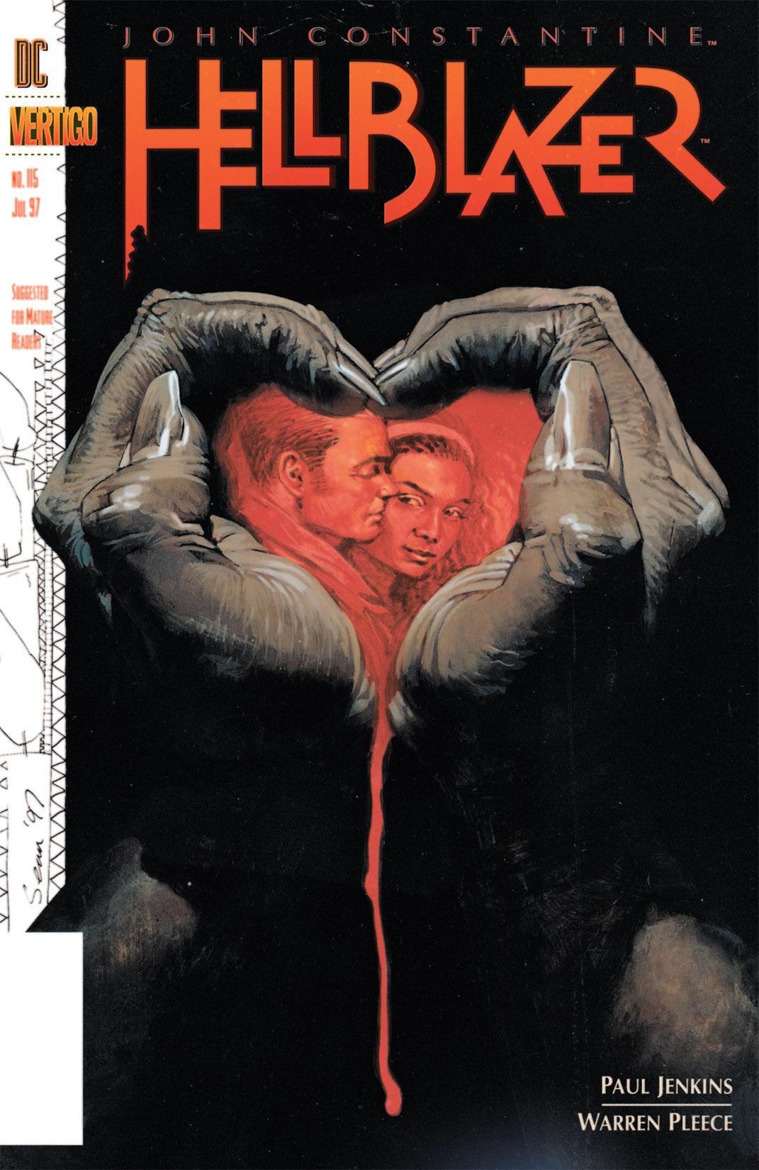 Hellblazer issue 115 - Page 1