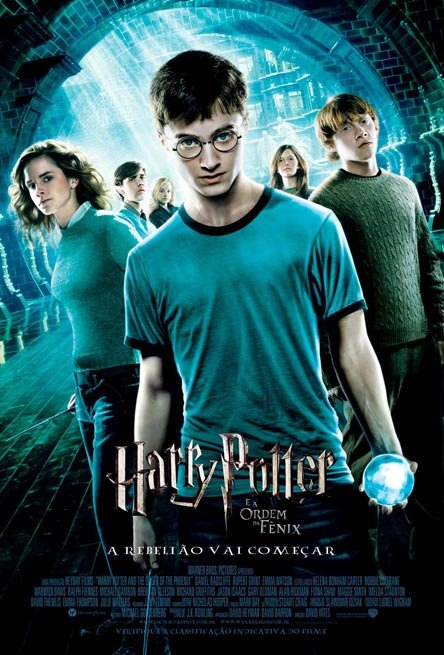 (5) Harry Potter e a Ordem da Fênix