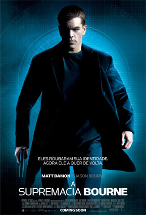 Download Baixar Filme A Supremacia Bourne   Dublado