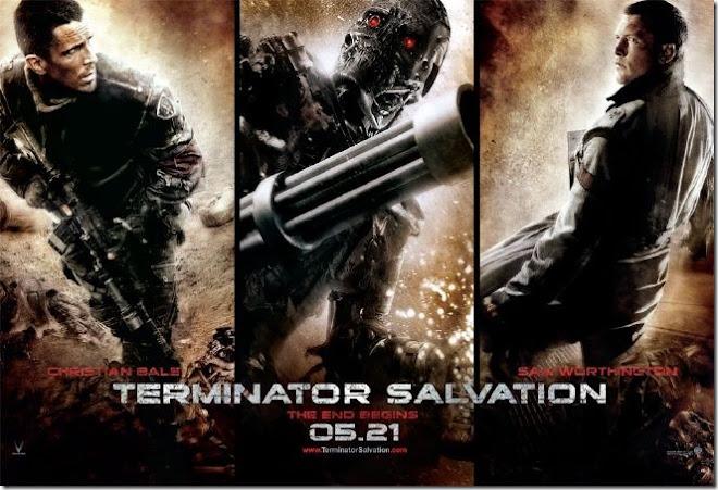 (283) Exterminador do futuro - A salvação