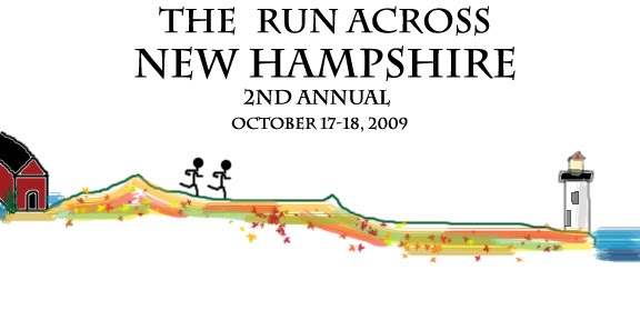 The Run Across New Hampshire