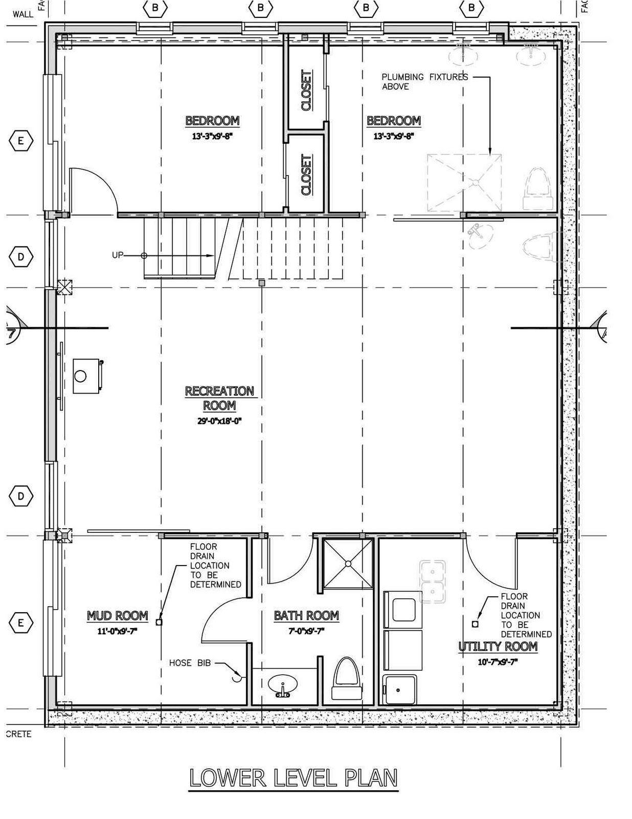 Barn house floor plans with loft joy studio design for Barn house floor plans