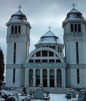 Biserica-Albesti Mures