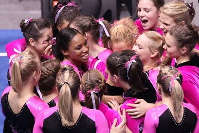 BAMA GYMNASTICS QUALIFIES FOR FRIDAY NIGHT'S SUPER 6 TEAM FINALS