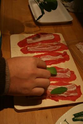 Curso de introducci n a la cocina italiana blog bruselas for Clases cocina italiana