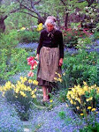 Visit Tasha Tudor&#39;s Garden (click picture for a video)
