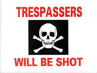 Yay! Shoot The Trespassers!!!