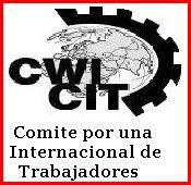 SOMOS PARTE DEL COMITE POR UNA INTERNACIONAL DE TRABAJADORES
