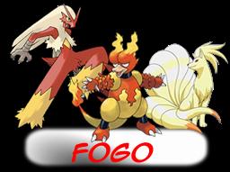 ---Tipos De Pokemons----- Fogo