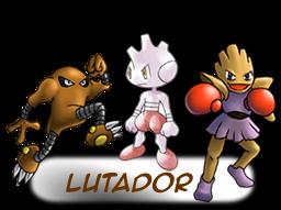 ---Tipos De Pokemons----- Lutador