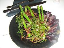 Asparagus Seaweed Salad