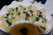 Scallop's and Caviar