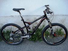Minha bike actual