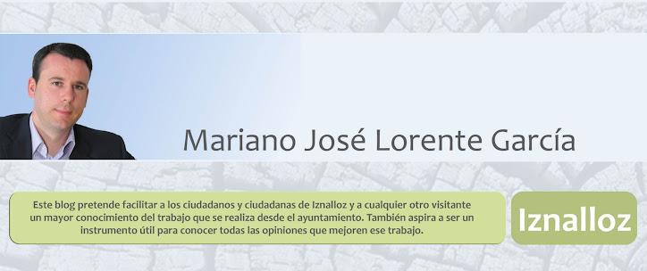 Mariano José Lorente García