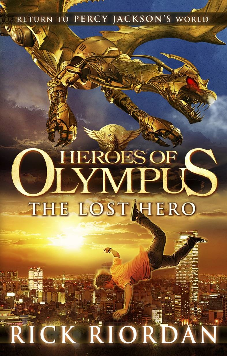 Sample Chapters: The Lost Hero