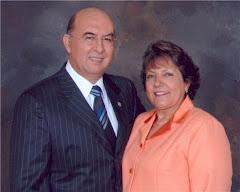 MY PASTOR AND FRIEND DOCTOR JORGE LOPEZ, FRATERNIDAD CRISTIANA DE GUATEMALA