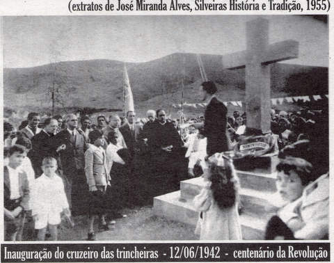 Missa de Inauguração das Trincheiras