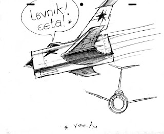 1950's, by Simon, Military, Russia, WW2@drawnpatrol