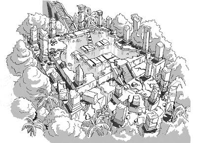 2008, 2009, Avatar, Video Game Concept Art, War Hammer@arthurfilloy