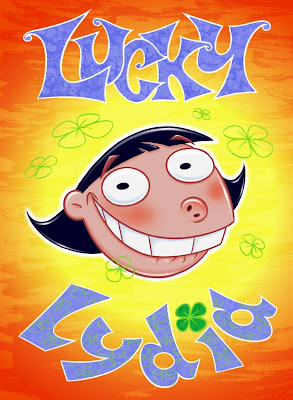 1990's, Lucky Lydia, Pilot,Cartoon Network, Arthur Filloy, Bob Camp,@arthurfilloy