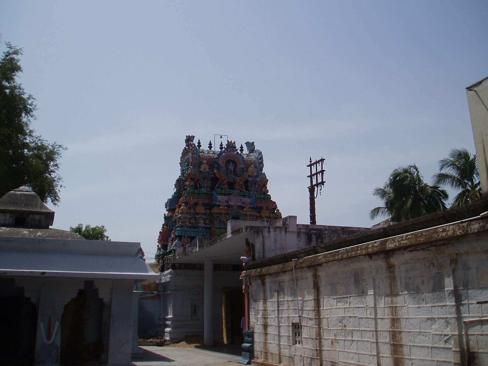 Sri Hara Saabha Vimocchana Perumal Temple (Thirukandiyur), Trichy - Divya Desam 07