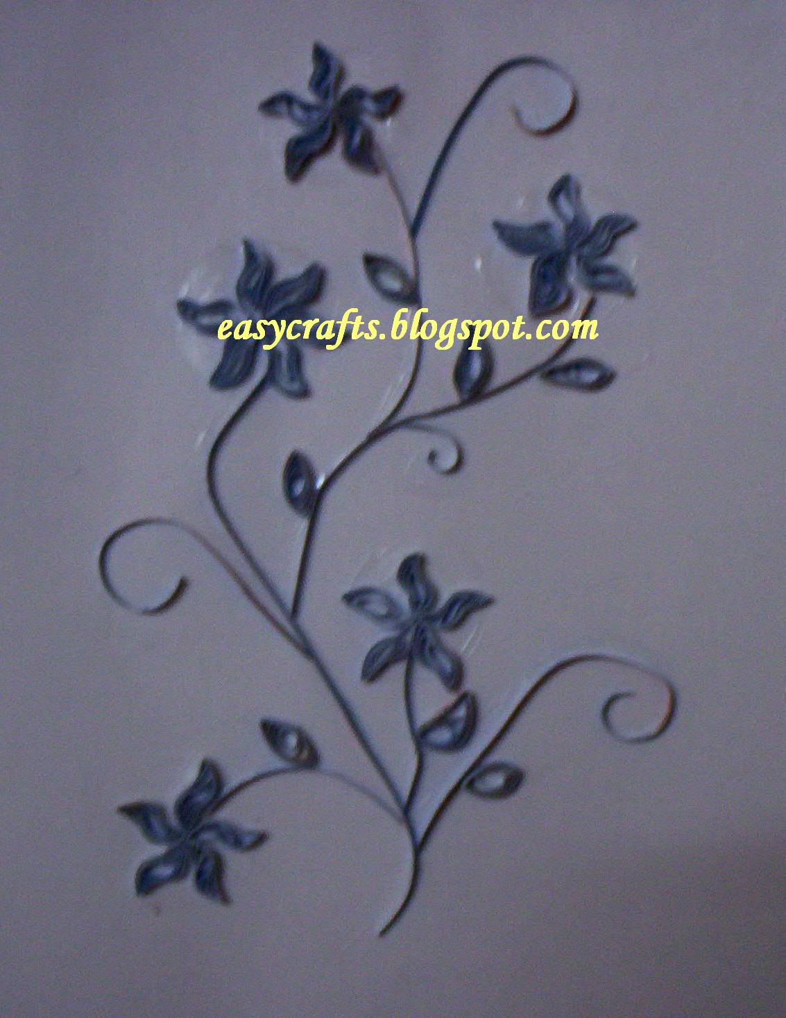 Pin easy crafts explore your creativity paper quilling for Agal vilakku decoration