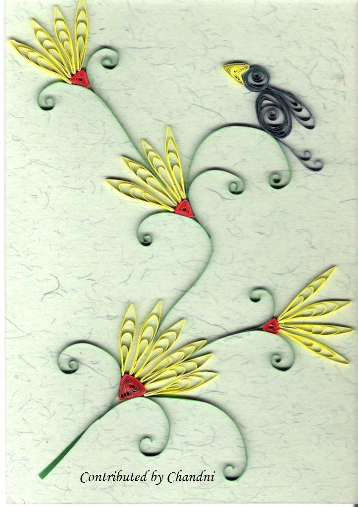 Easy crafts explore your creativity paper quilling designs for Best quilling designs