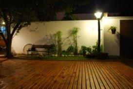 Deck de pino - Vivienda Barrio Mundialista