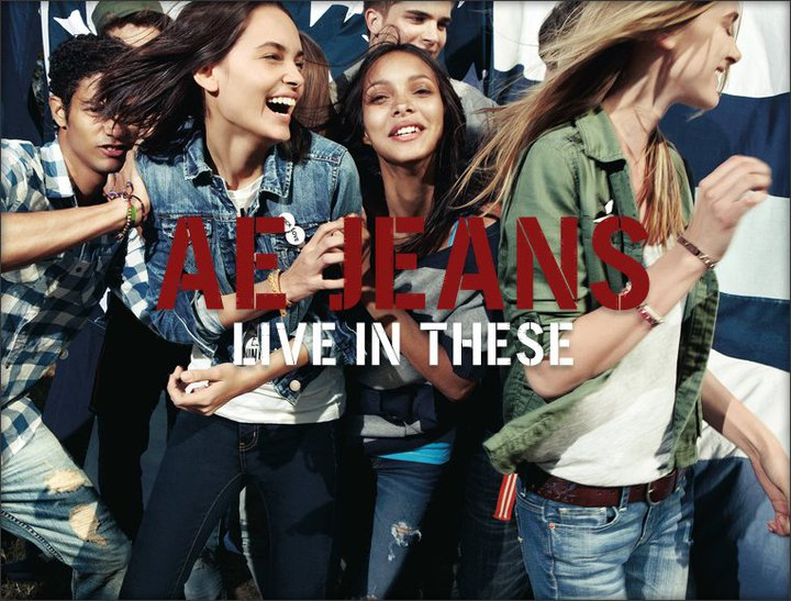 Ad Campaign Review American Eagle Outfitters Fall 2010
