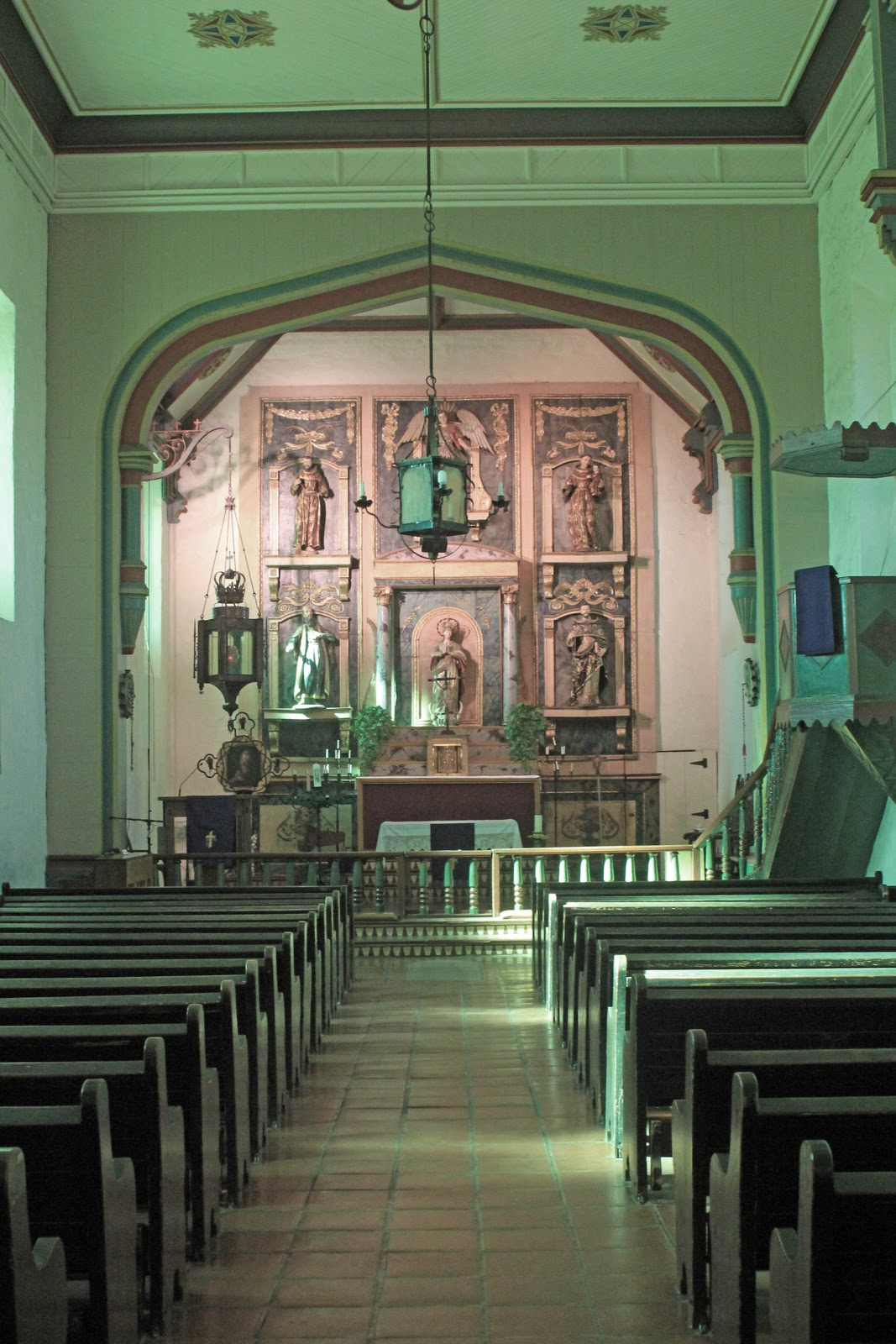 Western Sojourns Travels With Camissonia Mission San