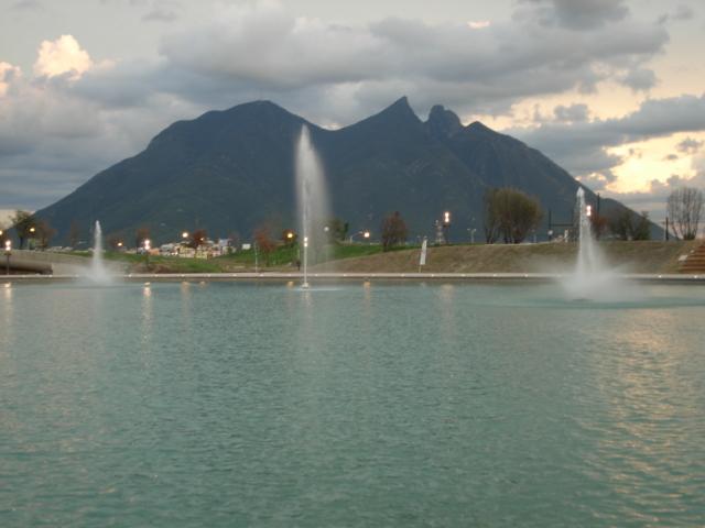 Monterrey, N,L Ciudad de las Montañas, (Aqui vivo yo) Santa+Luc%C3%ADa+057
