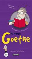 """""""Goethe'den Ruha Dokunan Düşünceler"""" yeni adıyla """"Ne Demiş Goethe"""""""