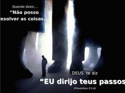 ELE É A TUA FORÇA BEM PRESENTE!!!