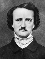 Portrait d'Edgar Poe, inspirateur de Douglas Kennedy