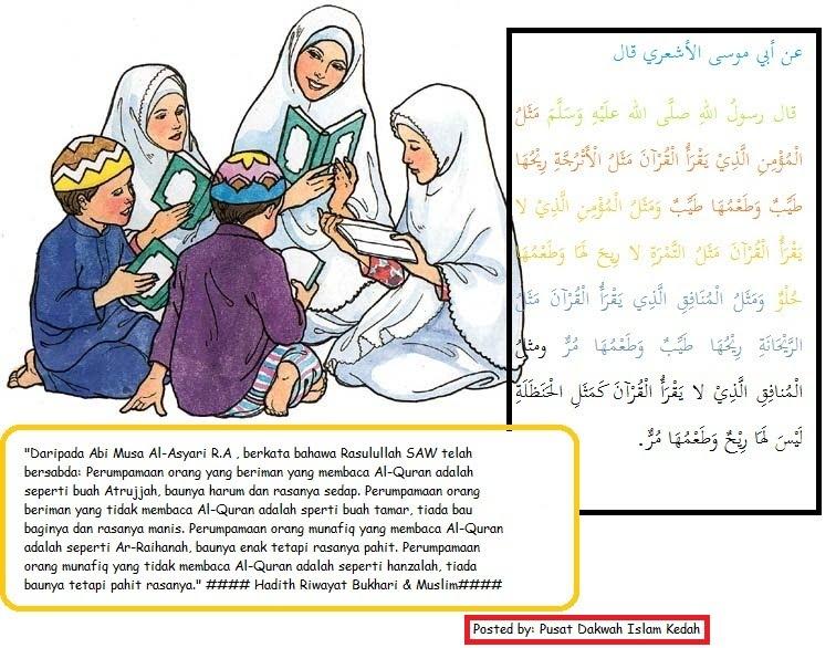 membaca al quran