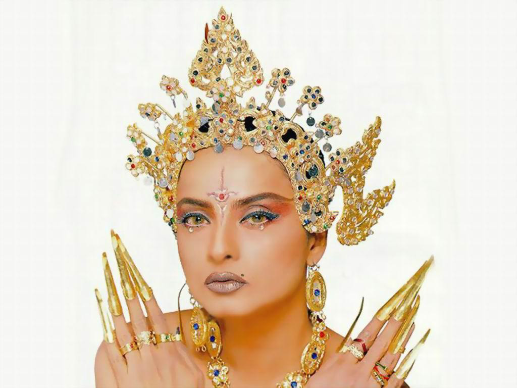 rekha 1 - Fifty Years of Seduction