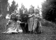 Chehalis, Washington @ 1943