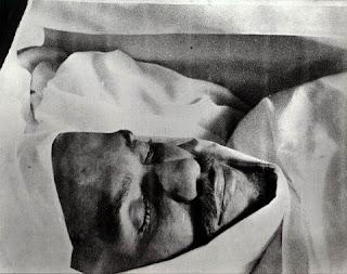 Celebrity Book of the Dead: Malcolm X Dead Body