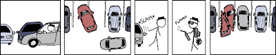 Dica de como estacionar