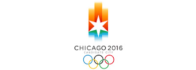 Logo Candidato Olimpíada 2016 Chicago