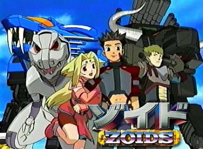 Zoids Fuerza Guardian
