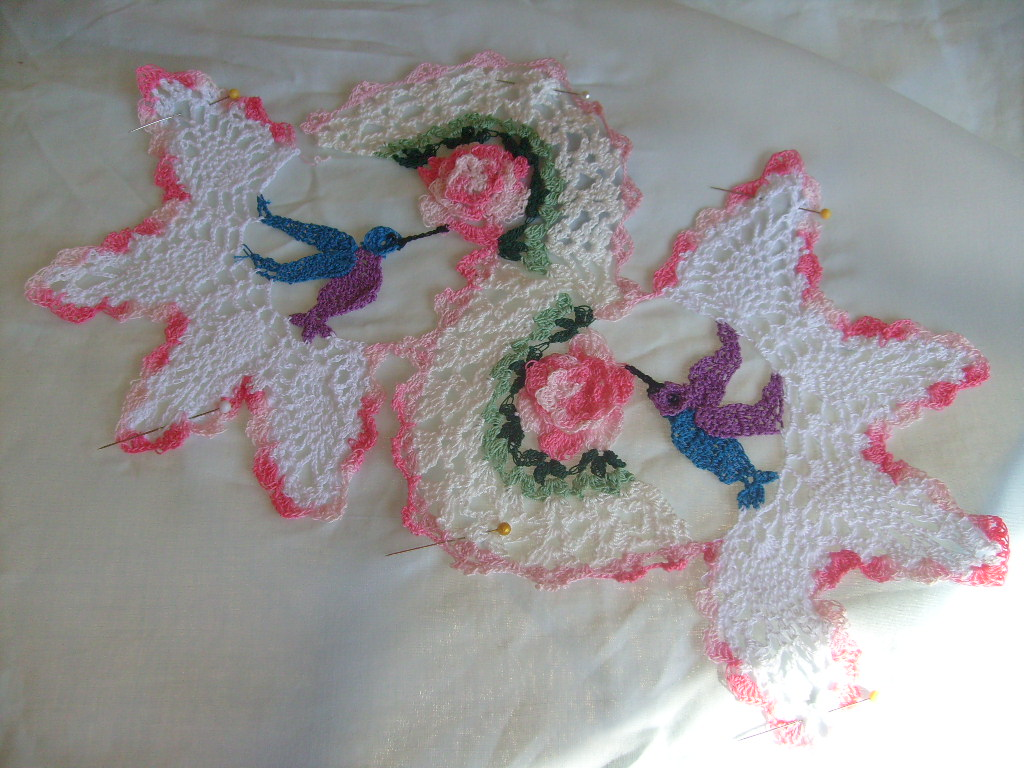 Free Crochet Hummingbird Patterns submited images.
