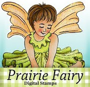Prairie Fairy Digital Stamps