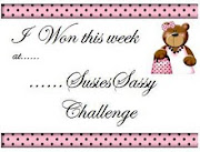 I WON at the Last Sassy Susie Challenge !!