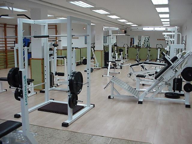 Gimnasio for Que es un gimnasio