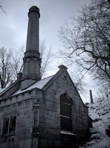 El cementerio de Mount Hope Cementerio8